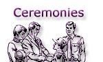 Scout Ceremonies