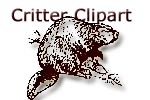 Critter Clipart