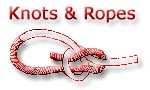 Knots and Ropework