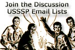 USSSP Email Discussion Lists