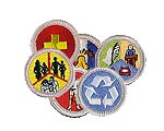 Merit Badge Clip Art