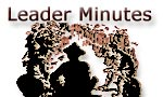 Leader Minutes