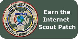 Internet Scout Patch Program