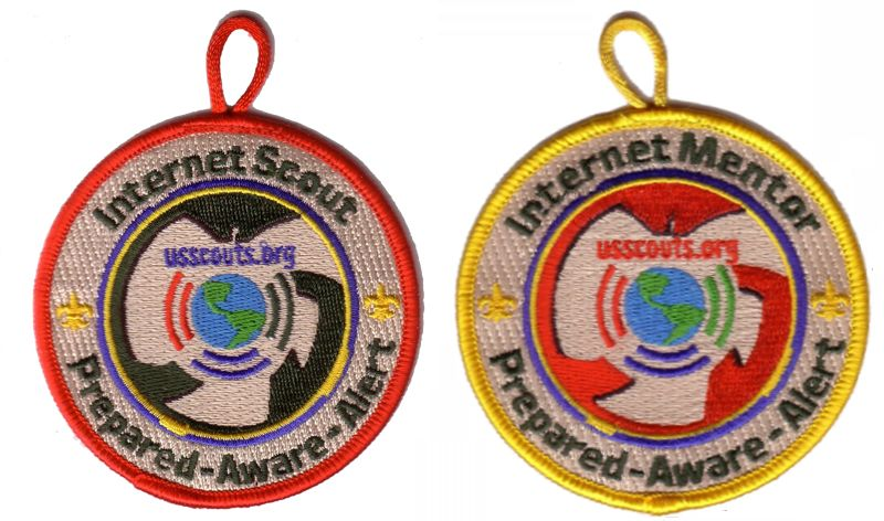 Internet Scout Patches