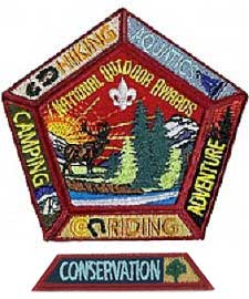 National Outdoor Badges