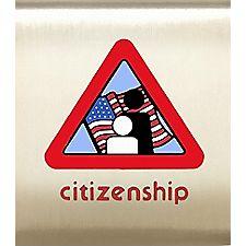 Cub Scout Academics - Citizenship Belt Loop and Pin