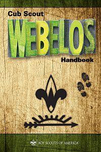 Webelos Handbook Cover