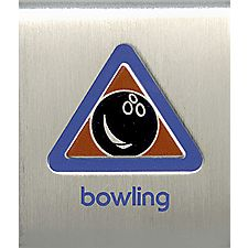 Cub Scout Sports - Bowling Belt Loop and Pin