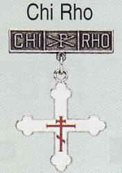Chi Rho medal