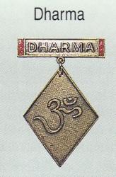 Dharma medal