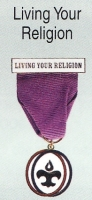 Living Your Religion medal