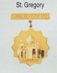 St. Gregory medal