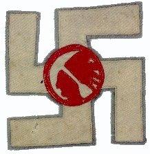 WhiteSwastika-CampOyoOhio.jpg - 14521 Bytes