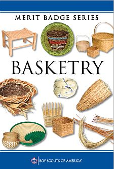 basketry merit badge. Black Bedroom Furniture Sets. Home Design Ideas