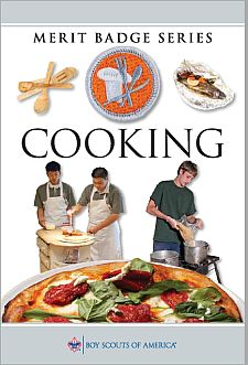 Cooking Merit Badge - 2007-2013