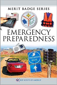 Printables Emergency Preparedness Worksheet emergency preparedness merit badge 2009 2012 pamphlet