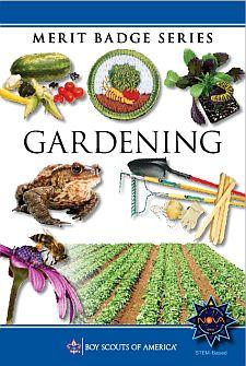Gardening Merit Badge