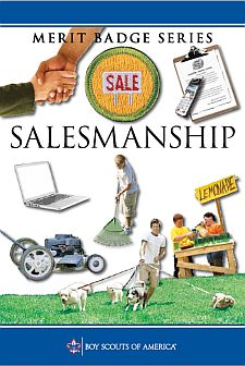 Salesmanship Merit Badge