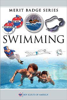 Swimming Merit Badge - 2009-2014