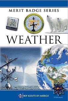 Worksheets Weather Merit Badge Worksheet weather merit badge 2007 2013 pamphlet