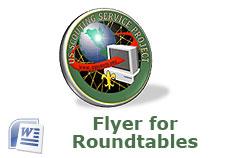 USSSP Roundtable Flyer