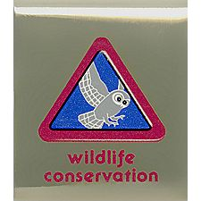 Wildlife Conservation Belt Loop