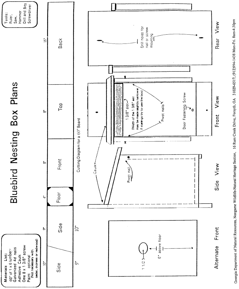 three chamber bat house plans house design plans