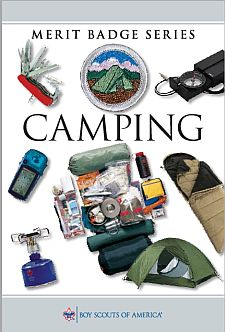 camping merit badge. Black Bedroom Furniture Sets. Home Design Ideas