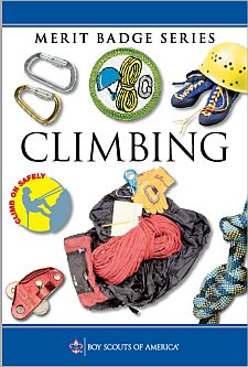 climbing merit badge. Black Bedroom Furniture Sets. Home Design Ideas
