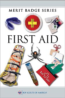 First Aid Merit Badge Requirements