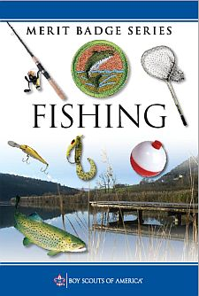 Fishing merit badge for Fishing merit badge