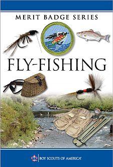 Fly fishing merit badge for Fishing merit badge