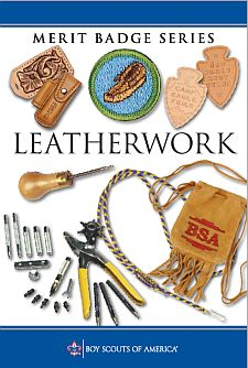 leatherwork merit badge. Black Bedroom Furniture Sets. Home Design Ideas