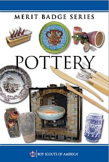 pottery merit badge. Black Bedroom Furniture Sets. Home Design Ideas