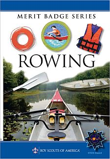 rowing merit badge. Black Bedroom Furniture Sets. Home Design Ideas