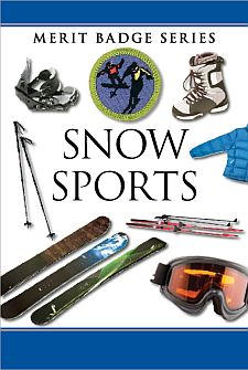 snow sports merit badge. Black Bedroom Furniture Sets. Home Design Ideas